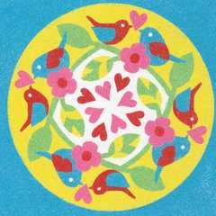 Mandala Designer Sand romantic - immagine 2 - Clicca per ingrandire
