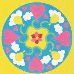 Mandala Designer Sand romantic - immagine 4 - Clicca per ingrandire
