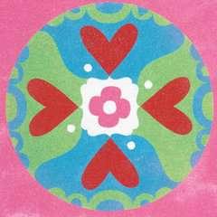 Mandala Designer Sand romantic - immagine 7 - Clicca per ingrandire