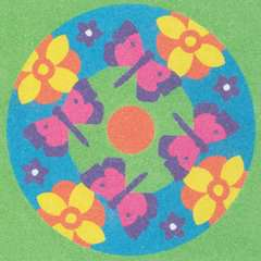 Mandala Designer Sand Butterflies - image 10 - Click to Zoom