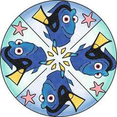 Disney Hledá se Dory malá Mandala - image 3 - Click to Zoom