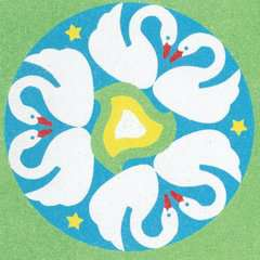 Romantic Sand Mandala - Designer - image 3 - Click to Zoom