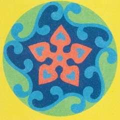 Classic Sand Mandala - Designer - image 3 - Click to Zoom
