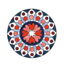 Classic Mini Mandala-Designer - image 2 - Click to Zoom
