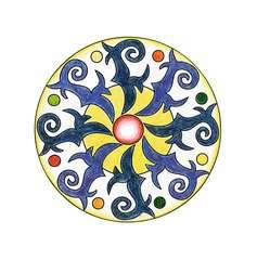 Classic Mini Mandala-Designer - image 3 - Click to Zoom