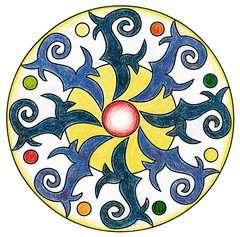 Classic Mini Mandala-Designer - image 4 - Click to Zoom