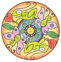 Mini Mandala-Designer® Romantic - image 3 - Click to Zoom