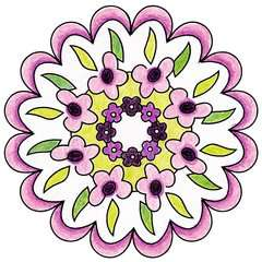 Mini Mandala-Designer® romantic - image 6 - Click to Zoom