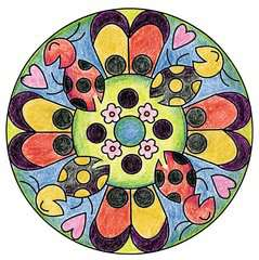 Mini Mandala-Designer® Romantic - image 7 - Click to Zoom