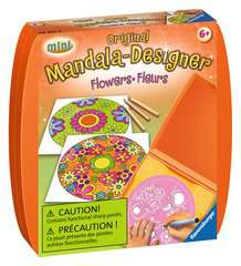 Mini Mandala-Designer® Flowers - image 1 - Click to Zoom