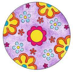 Mini Mandala-Designer® Flowers - image 4 - Click to Zoom