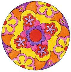 Mini Mandala-Designer® Flowers - image 8 - Click to Zoom