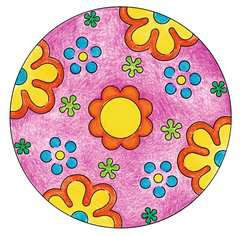 Mini Mandala-Designer® Flowers - image 9 - Click to Zoom