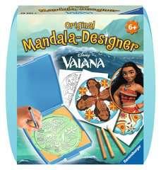 Mandala - mini - Disney Vaiana - Image 1 - Cliquer pour agrandir