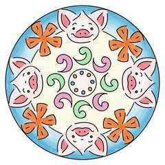 Mandala - mini - Vaiana - Image 4 - Cliquer pour agrandir