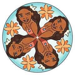 Mandala - mini - Vaiana - Image 5 - Cliquer pour agrandir