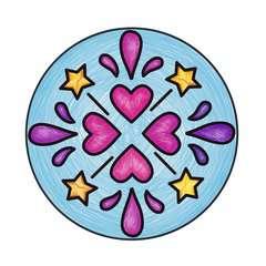 Junior Mandala-Designer® Princesse - Image 7 - Cliquer pour agrandir