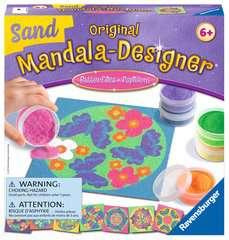 Butterflies Sand Mandala - Designer - image 1 - Click to Zoom