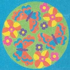 Butterflies Sand Mandala - Designer - image 2 - Click to Zoom