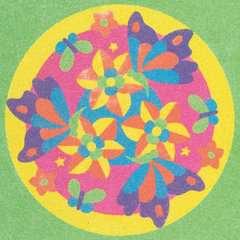 Butterflies Sand Mandala - Designer - image 3 - Click to Zoom