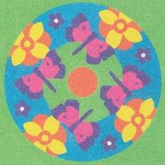 Butterflies Sand Mandala - Designer - image 4 - Click to Zoom