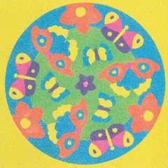 Butterflies Sand Mandala - Designer - image 5 - Click to Zoom