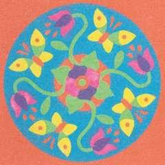 Butterflies Sand Mandala - Designer - image 7 - Click to Zoom