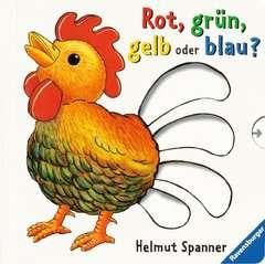 Rot, grün, gelb oder blau? - Bild 1 - Klicken zum Vergößern