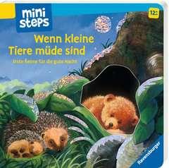 Wenn kleine Tiere müde sind - Bild 2 - Klicken zum Vergößern