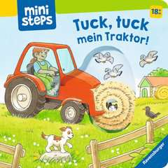 Tuck, tuck, mein Traktor! - Bild 1 - Klicken zum Vergößern