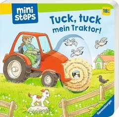 Tuck, tuck, mein Traktor! - Bild 2 - Klicken zum Vergößern