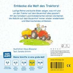 Tuck, tuck, mein Traktor! - Bild 3 - Klicken zum Vergößern