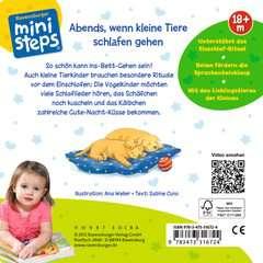 Abends, wenn kleine Tiere schlafen gehen - Bild 1 - Klicken zum Vergößern
