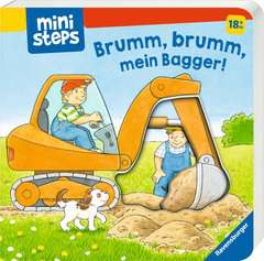 Brrrm, Brrrm, My Digger! - image 2 - Click to Zoom