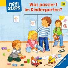 Was passiert im Kindergarten? - Bild 1 - Klicken zum Vergößern