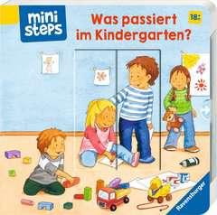 Was passiert im Kindergarten? - Bild 2 - Klicken zum Vergößern
