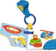 Mein erstes Buggy-Beißbuch: Alle meine Sachen Baby und Kleinkind;Bücher - Bild 4 - Ravensburger