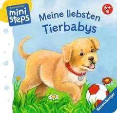Meine liebsten Tierbabys Baby und Kleinkind;Bücher - Bild 1 - Ravensburger