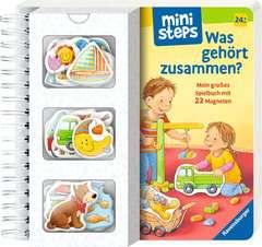 Was gehört zusammen? Baby und Kleinkind;Bücher - Bild 2 - Ravensburger