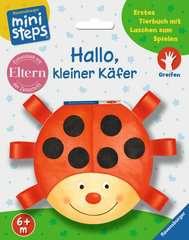 Hallo, kleiner Käfer - Bild 2 - Klicken zum Vergößern