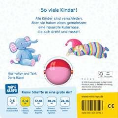 Kullernasen-Kinder Baby und Kleinkind;Bücher - Bild 3 - Ravensburger