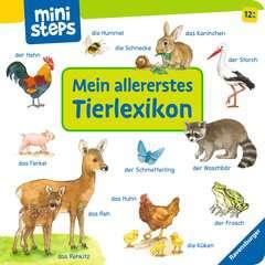 Mein allererstes Tierlexikon - Bild 1 - Klicken zum Vergößern