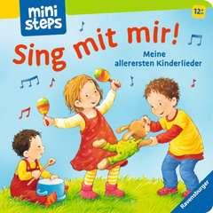 Sing mit mir! Meine allerersten Kinderlieder - Bild 1 - Klicken zum Vergößern