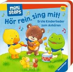 Erste Kinderlieder zum Anhören - Bild 2 - Klicken zum Vergößern
