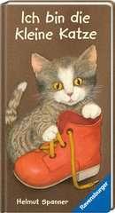 Ich bin die kleine Katze - Bild 2 - Klicken zum Vergößern