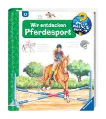 Wir entdecken Pferdesport - Bild 2 - Klicken zum Vergößern