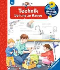 Technik bei uns zu Hause - Bild 1 - Klicken zum Vergößern