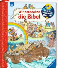 Wir entdecken die Bibel Bücher;Wieso? Weshalb? Warum? - Bild 2 - Ravensburger