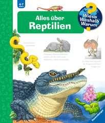 Alles über Reptilien - Bild 1 - Klicken zum Vergößern