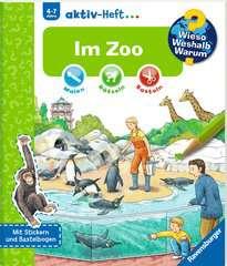 Im Zoo - Bild 2 - Klicken zum Vergößern